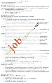 Sample Resume Event Coordinator by Resume Event Planning Free Resume Example And Writing Download