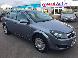 used vauxhall astra life for sale motors co uk