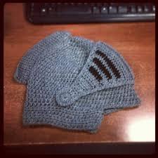 crochet pattern knight helmet free free crochet pattern sir knight helmet manet for