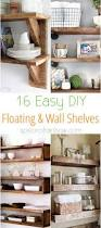 Home And Design by Best 10 Floating Wall Shelves Ideas On Pinterest Tv Shelving