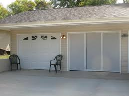 Overhead Garage Door Llc Retractable Garage Door Screens Fwb Destin Freeport Niceville