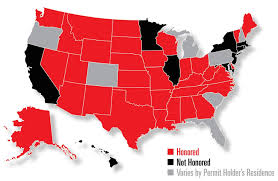 Roseburg Oregon Map Concealed Carry Class In Roseburg Or My Legal Heat