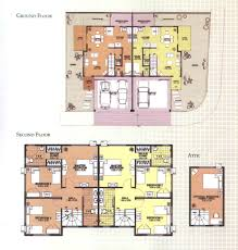 largest luxury house plans 4 bedroom duplex floor plans www duplex