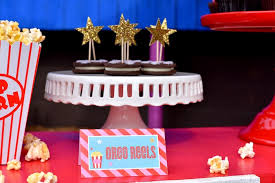 kara u0027s party ideas drive in movie night birthday party kara u0027s