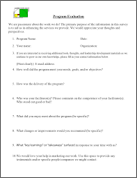 100 facilitator evaluation form template revised based