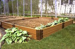 raised bed garden 4 u0027 x 4 u0027 by frame it all fia rgb 4x4x12 171 88