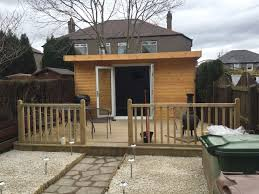 Summer Garden Houses - summerhouses garden office garden rooms man caves glasgow