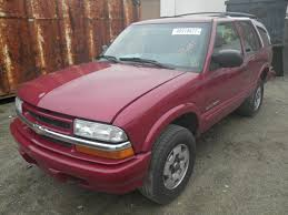 used chevrolet s10 blazer parts for sale