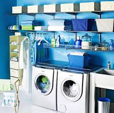 20 beautiful designs for small laundry rooms