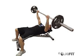 Crazy Bench Press Barbell Bench Press Exercise Database Jefit Best Android And