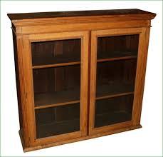 Long Low Bookcase Wood 28 Low Profile Bookshelves Natural Lacquer Oak Wood Low