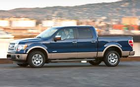 truck ford f150 2011 ford f 150 lariat ecoboost first test motor trend