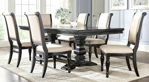 black dining room table chairs modern table and chairs dining table sets dining black dining table