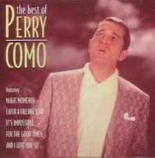 perry como the best of perry como cd at discogs
