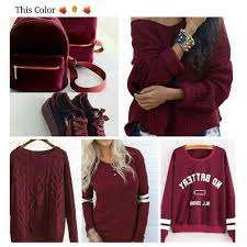 maroon sweaters 52 trending sweaters for to look fabulous this winter season