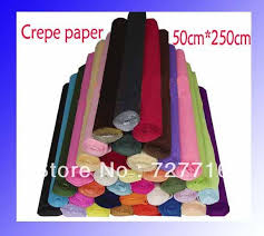 wholesale gift wrap rolls gift packing crepe paper floral wrapping material flower