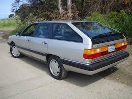 i am audi 5000 no reserve 1988 audi 5000 cs turbo quattro wagon 5 speed for sale