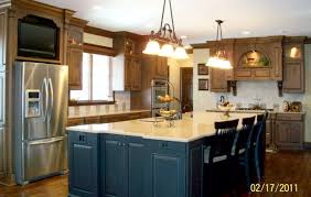 equitable pre made kitchen islands with seating tags wood