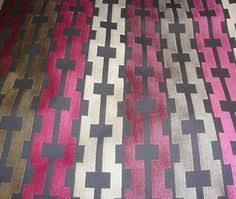 Upholstery Dvd Plum Purple Upholstery Fabric Pisa 1551 Fabric Pinterest