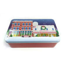 christmas tins wholesale 12 best chocolate tins images on tin cans tin boxes