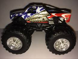 monster trucks grave digger bad to the bone martial law plastic base monster jam monster truck 1 64 hotwheels