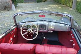1955 Porsche 356 Pre U2013 A Cabriolet Coys Of Kensington