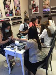 where to find the best nail salon artists in bangkok the