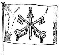 White Flag Gif Papal States Flag Clipart Etc