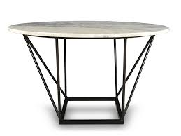 Iron Sofa Table by Natural Marble Stone Top Coffee Table With Black Iron Metal Legs