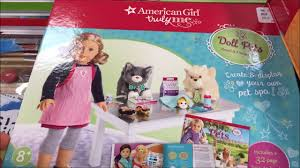 american doll accessories and books costco 2016 youtube