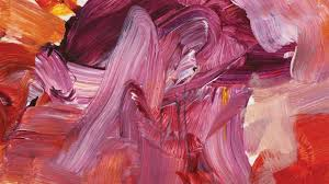 purple paint strokes wallpaper artistic wallpapers 28737