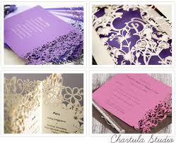 wedding invitations dublin laser cut wedding invitations onefabday