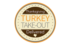 Thanksgiving Turkey Delivery Take Out