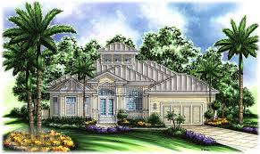 Floridian House Plans Key West Charm 66160gw Architectural Designs House Plans