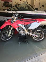 motocross bikes for sale on ebay 2006 cr 125 build finished and for sale bike builds motocross