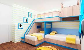 bedroom bunk beds with desk underneath australia kids beds
