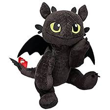 amazon toothless stuffed animal train dragon 2