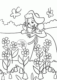 rose flower coloring sheets within spring coloring pages printable