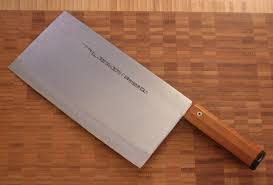 Chinese Kitchen Knives Cck Li U0027l Rhino Cleaver Curved Chinese Cleaver Pointy Things