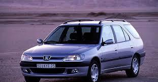 peugeot estate cars peugeot 306 estate car wagon 1999 2002 reviews technical data