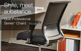 Staples Big Chair Event Shop Quill Brand Office Furniture Quill Com