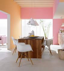 schner wohnen kchen wohnen mit farben fruchtige sahne töne für die küche schöner