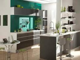 d馗oration peinture cuisine couleur couleur meuble cuisine tendance les 2017 avec couleur meuble