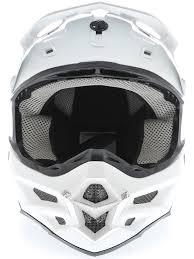 carbon fiber motocross helmet fly racing white f2 carbon solid mx helmet fly racing