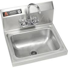 wall mount stainless steel sink sinks washfountains hand sinks aero wall mount stainless steel