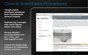 clinical anesthesia procedures android apps on google play