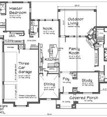 Home Floor Plans Texas Endearing 30 Texas Ranch Home Plans Design Decoration Of Texas