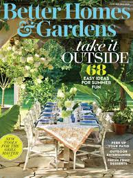 better homes and gardens magazine address change zandalus net
