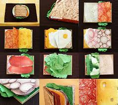 livre cuisine original le livre sandwich de pawel piotrowski