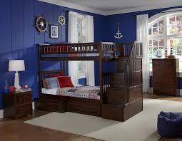 Twin Loft Bed With Stairs Twin Bunk Bed With Stairs White Twin Over Full Bunk Beds Stairs